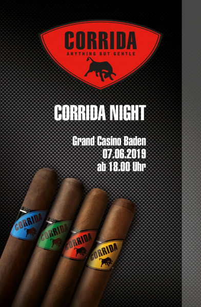CORRIDA NIGHT im Grand Casino Baden